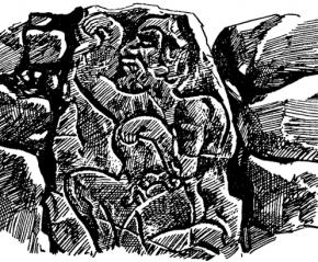 Камни Ики — послание древнейших жителей земли?