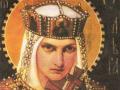 Первая женщина на киевском троне