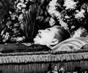 Как вскрывали тело Сталина