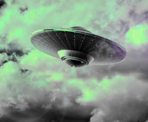 Новая рубрика «Тайны НЛО»