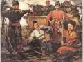 Как запорожцы мушкетерам помогали