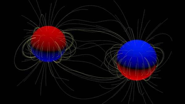 Магнитное поле планет
