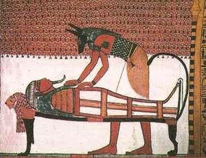 Древнеегипетский Анубис
