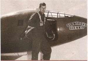 Летчик-испытатель, капитан американских ВВС Чарльз Йегер