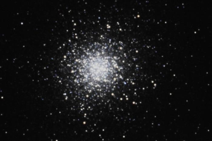 Шаровое звездное скопление в Геркулесе