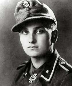 Харальд Нугисекс, унтершарфюрер СС