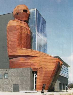 Музей человеческого тела в Огстгеесте