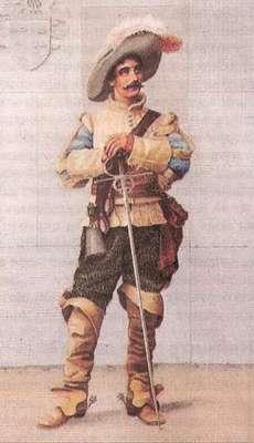 Прототипы героев Александра Дюма сражались бок о бок с казаками