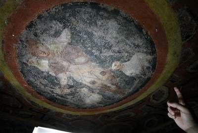 Найдены самые первые христианские иконы