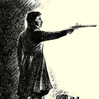 Пушкин, дуэль с Дантесом