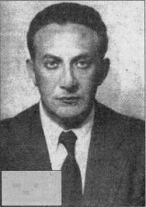 Заместитель начальника иностранного отдела Сергей Михайлович Шпигельгласс