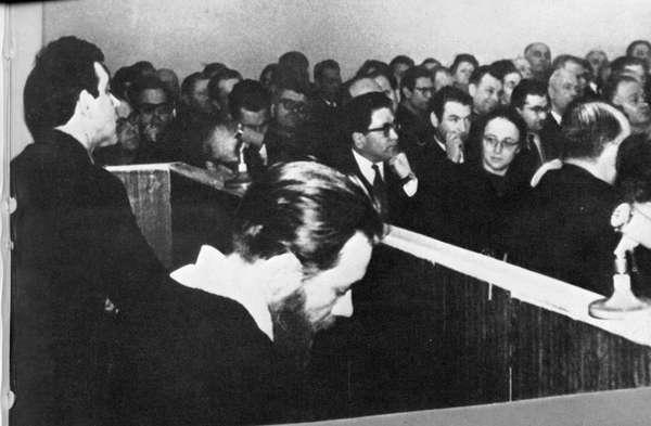 Суд на Синявским и Даниэлем, 1965 год