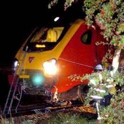 Трагедии на железной дороге